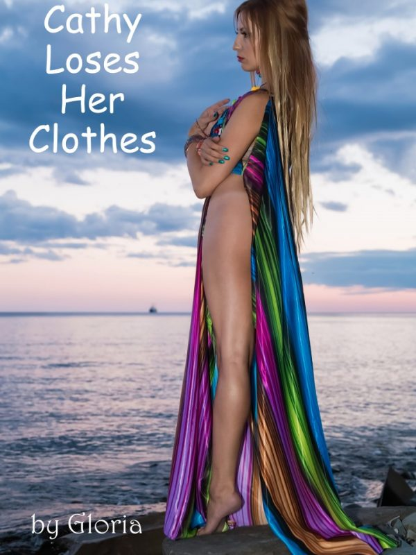 Cathy Loses Her Clothes (free)