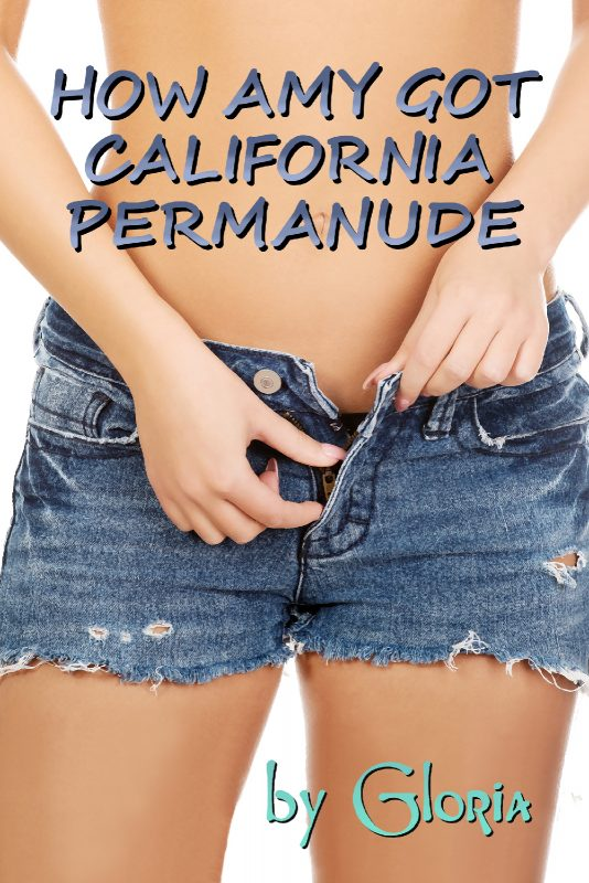 How Amy Got California Permanude