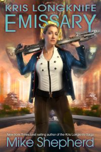 Kris Longknife: Emissary cover
