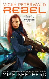 Vicky Peterwald: Rebel cover