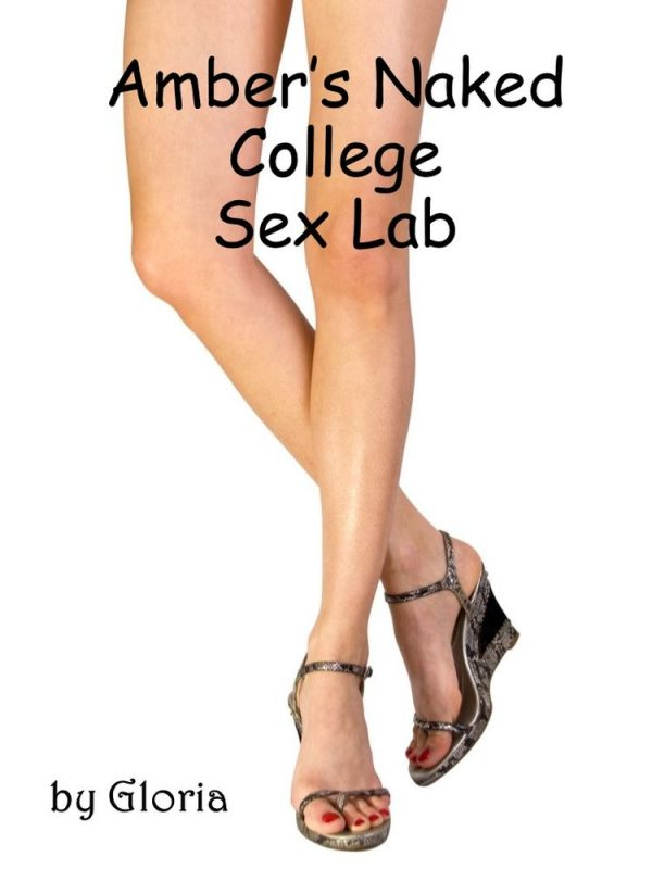 Amber's Naked College Sex Lab