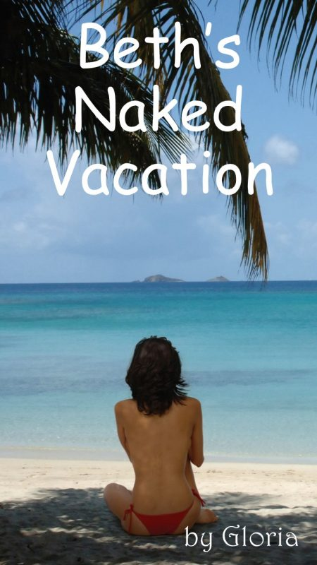 Beth's Naked Vacation: Permanude on the Beach in Cancun