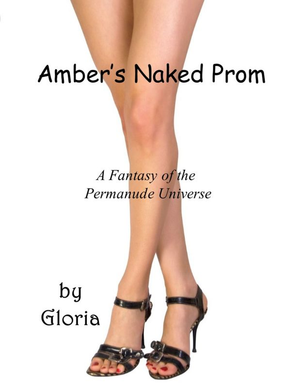 Amber's Naked Prom