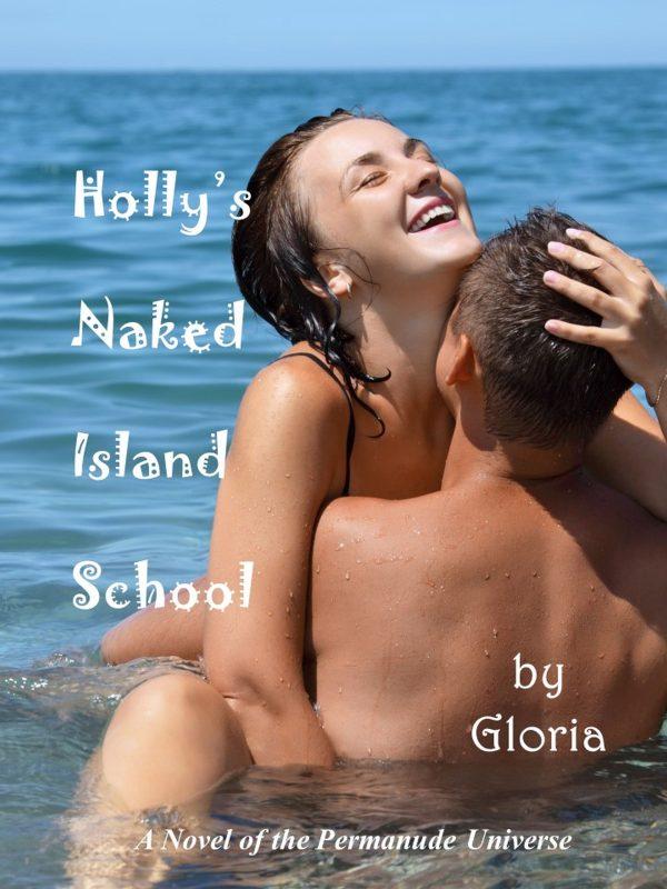 Holly's Naked Island School
